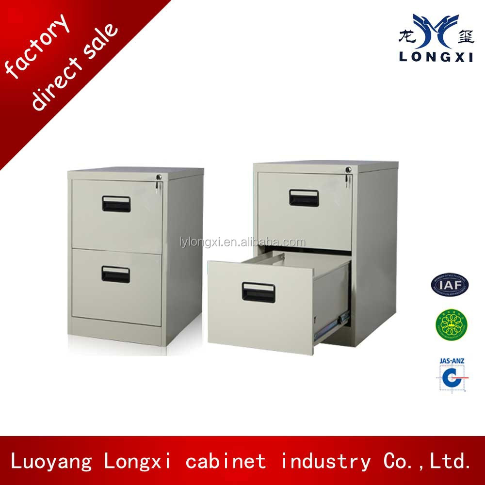 Most Popular Lateral Cabinet Steel File Cabinet 2 Drawers Card Cabinet