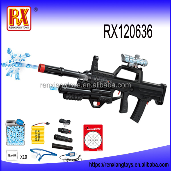 RX 2017 trending products plastic airsoft toy gun with glasses
