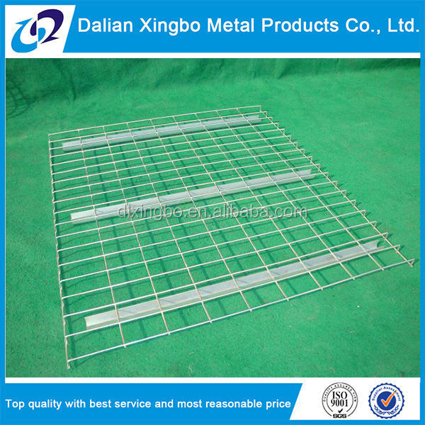 warehouse rack storage metal decking design