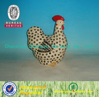 Chinese modern ceramic craft chicken
