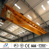 China Made 5 Ton 10 Ton 15 Ton 20 Ton 30 Ton Remote Control Electric Overhead Crane For Sale