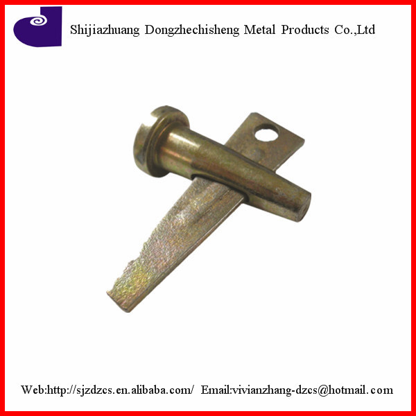 Round Pin and Wedge Pin Aluminum Formwork Accessories