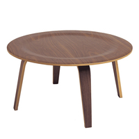 design by Mr and mrs charles round table coffee table solid wood side table