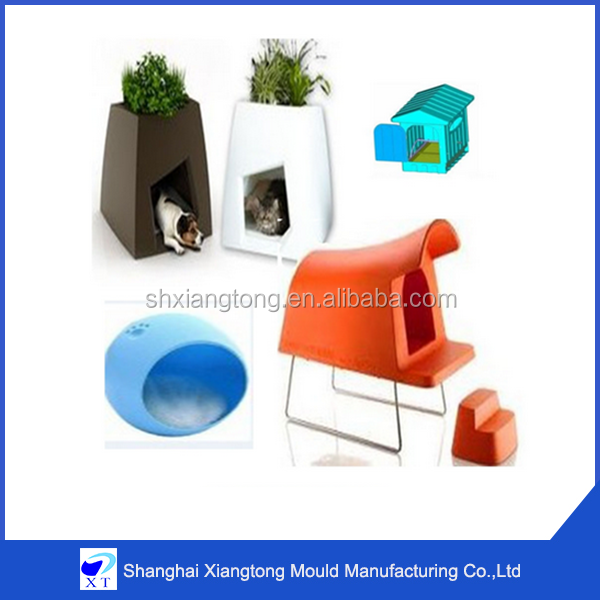 Customize Different plastic dog house