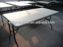 6ft strong and durable cheap blow mold table