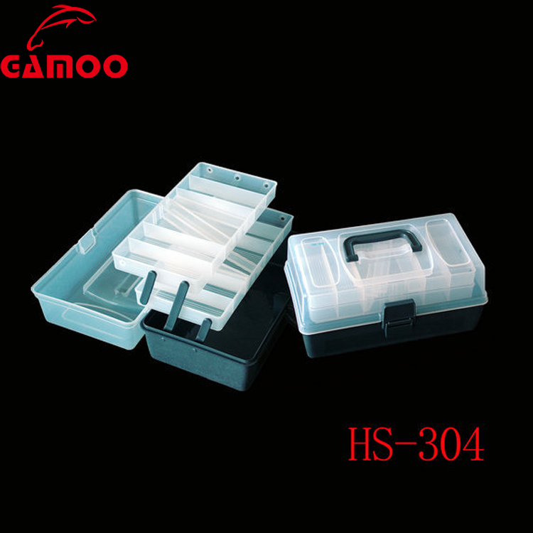 Selling High Quality Fishing Tackle Box GAMOO Lure Box