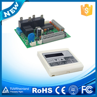 water temperature controller electronic circuit board components