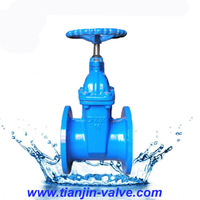 api gate valve with bypass vavle