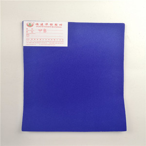 Factory Supply Cross-linking EVA foam Sheets 6mm sheet with Holes