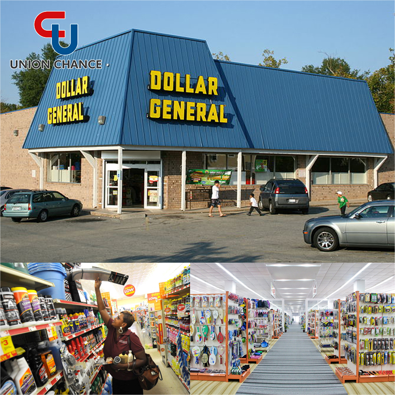 Yiwu 1-2 Dollar Shop Items Agent One Dollar Shop Products Supplier