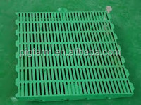 Professional farming equipment plastic flooring for pig/poultry/goat