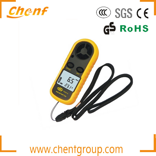 0.4 to 30.0 m/s Digital Anemometer Wind Air Velocity Meter