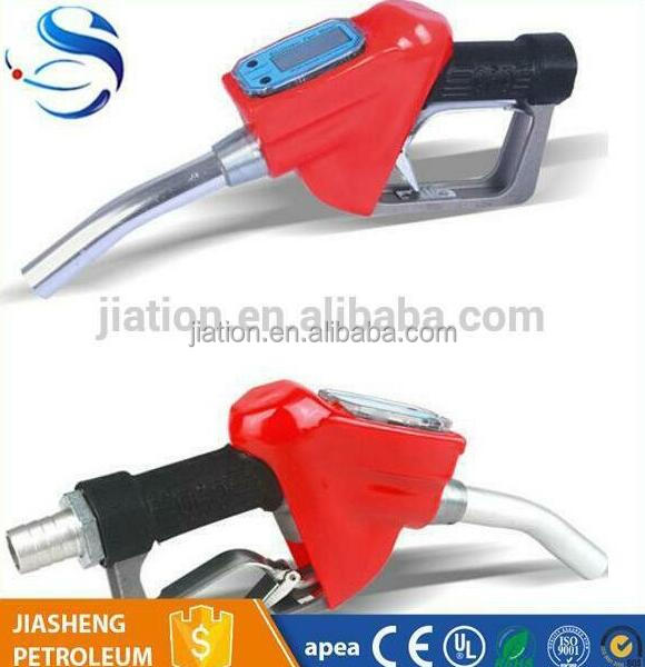 Digital high Flow Meter digital fuel nozzle