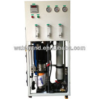 250LPH 1500GPD RO Water Purification System