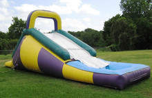 Factory Rent In China Inflatable Water Slide, Guangzhou Water Slides For Sale