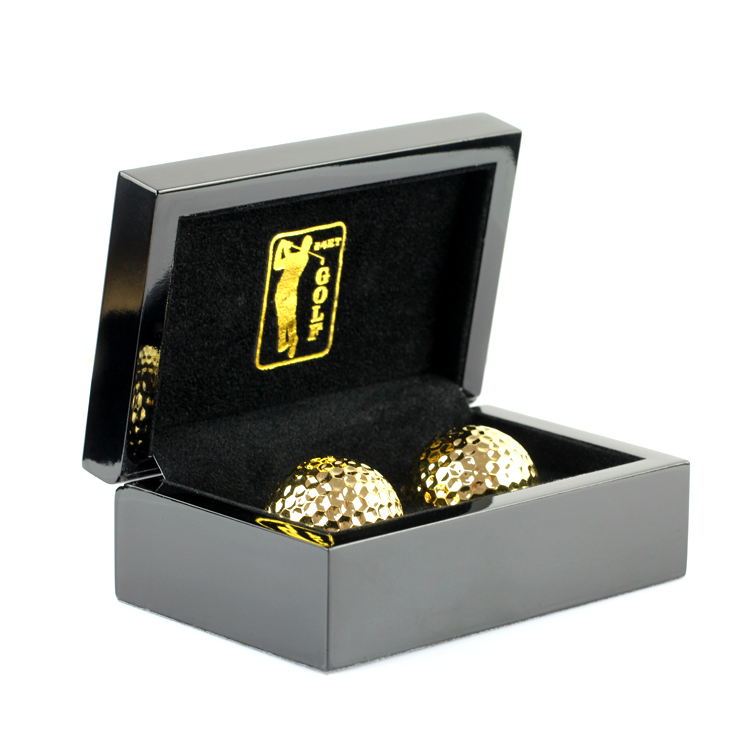 Alibaba China Supplier for 24kt gold custom golf ball