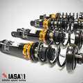New | Tuning suspension system Auto shock absorber Adjustable damper for OPEL ASTRA 1.8G
