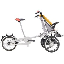 Stroller Hot Selling Mother And Baby Bike With Car Seat Adult Tricycle