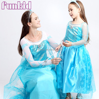 wholesale frozen elsa dress coronation cosplay costumes for adult