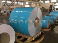 MILL FINISHED ALUMINUM/ blue/white/red color aluminum coil aluminum sheet