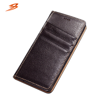 magnetic wallet flip leather case for samsung galaxy note 7 case