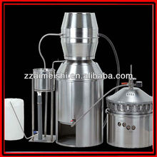 Stainless steel essential oil extracting machine