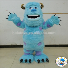 Hola movie cartoon mascot adult sully costume
