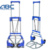 Steel shopping trolley cart aluminum folding hand truck