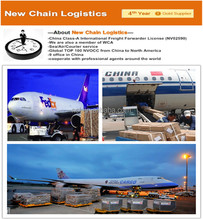 Air shipping servie Shanghai China to USA