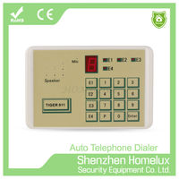 home security VFD Voice Frequency Dialing Cell Phone auto Dialer