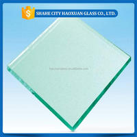 Different types of clear float glass