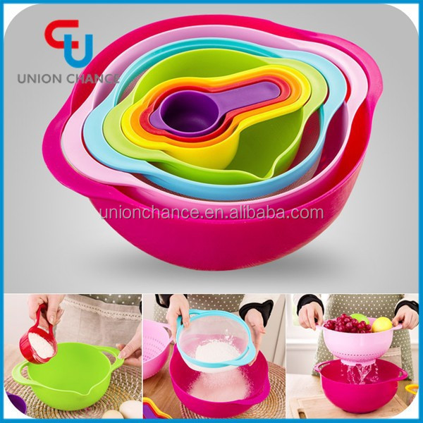 2015 hot selling measuring cup and spoon set,unionchance also have 10ml plastic measuring spoon