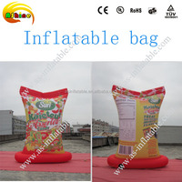 inflatable advertising bag