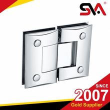 branded logo detachable glass slow close shower door hinge