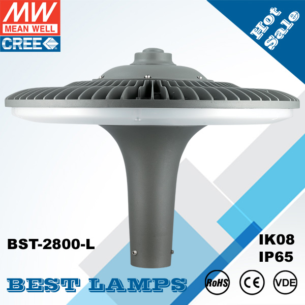 Free sample led street lighting fixture 100w with low price