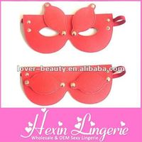 Wholesale Red Animal Design Sexy Masquerade Mask