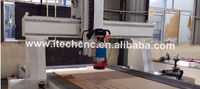 1325 ATC 4 axis woodworking cnc router/auto tool change cnc woodworking/auto tool change spindle