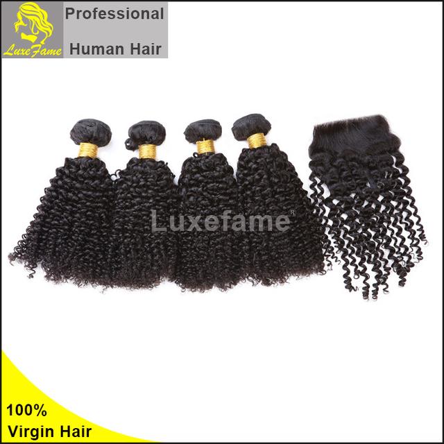 brazilian hair extension 100% virgin brazilian human hair kinky curly easy to dye and bleach