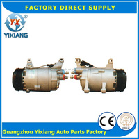 Mini Car Model 105MM 6PK Pulley Clutch 10BU16C AC Compressor, Car Aircon Electric Compressor For BMW