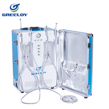 dental clinic accessories/CE approved portable dental unit