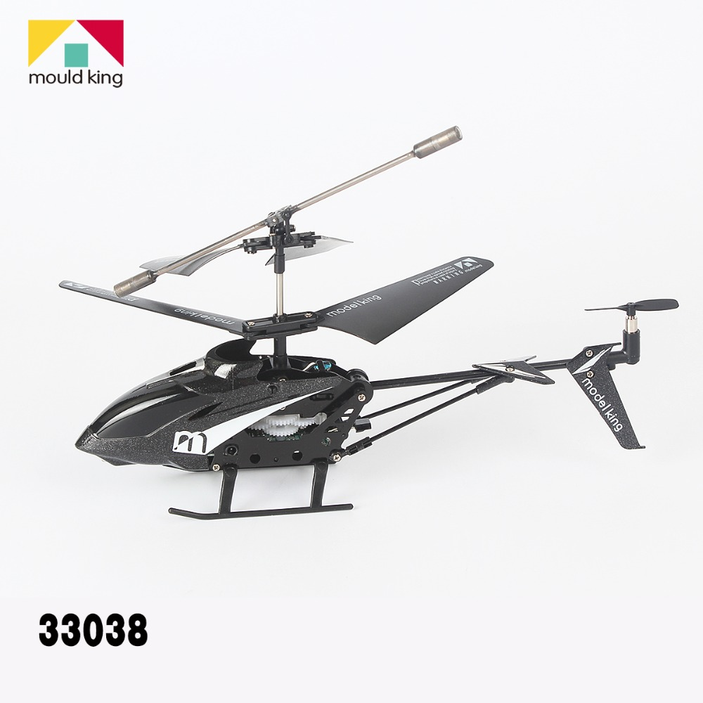 Outdoor drone mould king electric helicopter 3.5ch rc aircraft