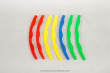 DIY multi-color Splicing hula hoop for kids/kids gift toy hula hoop/PVC light weight mini style hula hoop