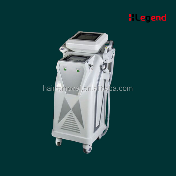 IPL RF Laser e light hair removal 3 In 1 Multifunctional machine E-08C