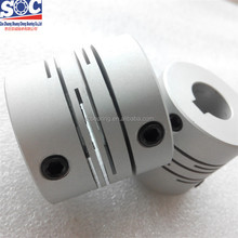 Transmission Parts Flexible Rotex Shaft Coupling with Red Spider