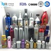 Aluminum beer water beverage bottle/aluminum spray dropper bottle/essential oils aluminum bottle