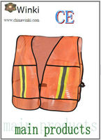 Mexico High Visibility Custom Reflective Vest