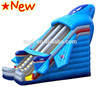 Backyard Mini Inflatable Water Slide For Home