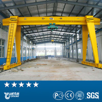 Yuantai brand gantry crane specification