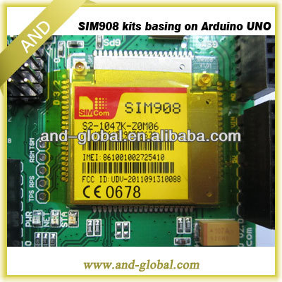 Arduino SIM908 GPRS Read response into variable from