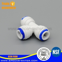 Water Filter Parts Quick Connector Professional Factory